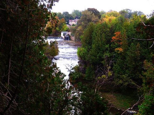 Elora Gorge Conservation Area  in Mississauga