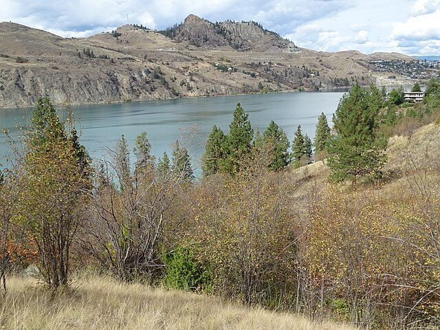 Kalamalka Lake Provincial Park and Protected Area in Vernon