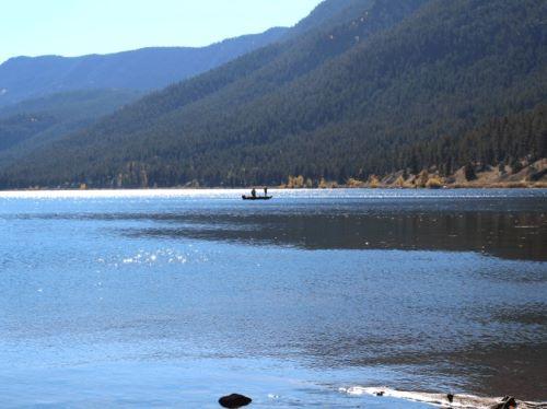 Bear Creek Provincial Park in Kelowna