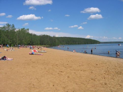 Gregoire Lake Provincial Park in Fort Mc Murray