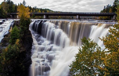 Kakabeka Falls Provincial Park in Thunder Bay