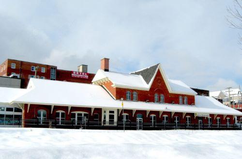 Mont-Bellevue Skiing in Sherbrooke