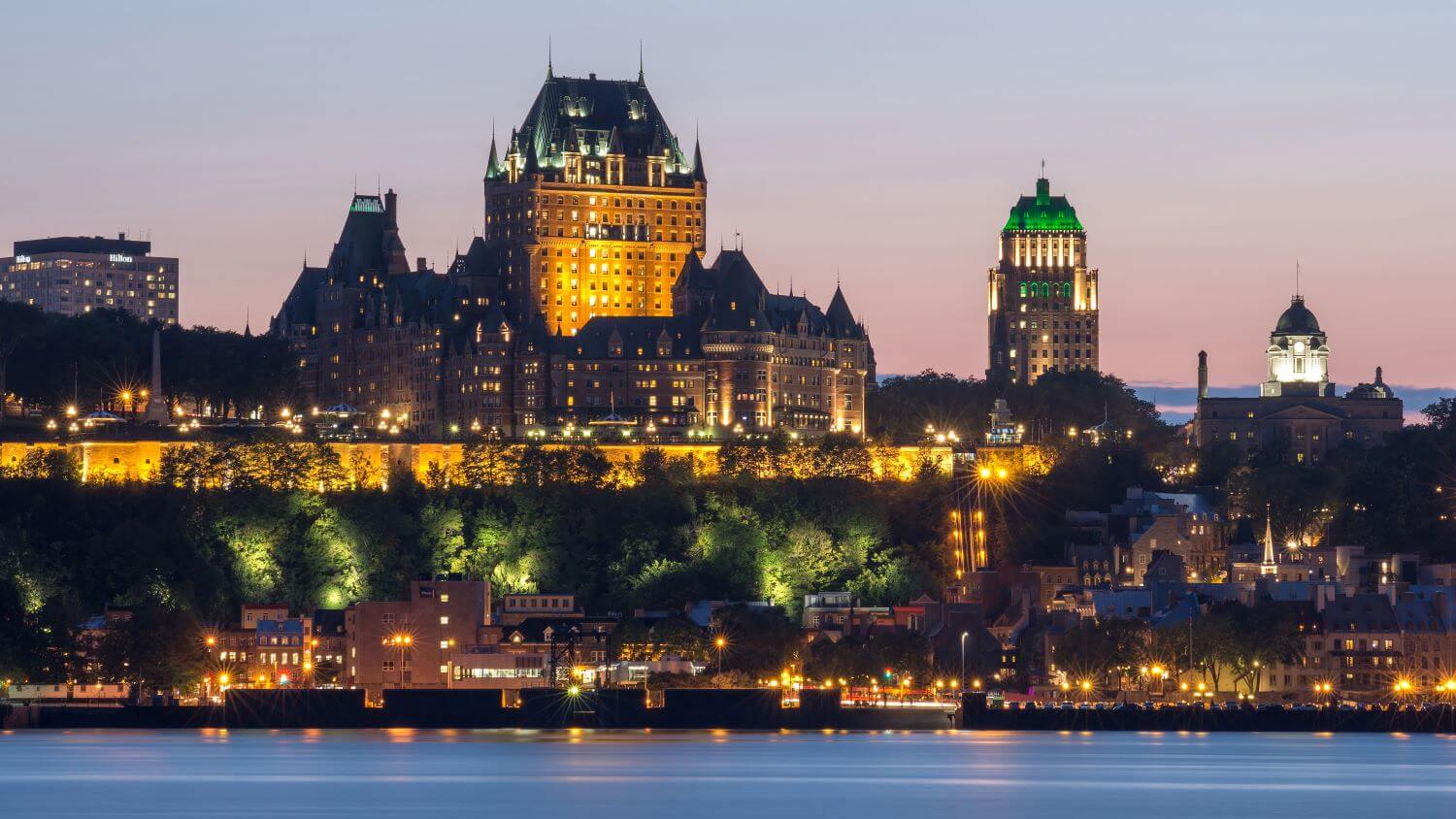 Rent an RV or Motorhome in Quebec City