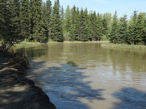 Red Lodge Provincial Park in Red Deer