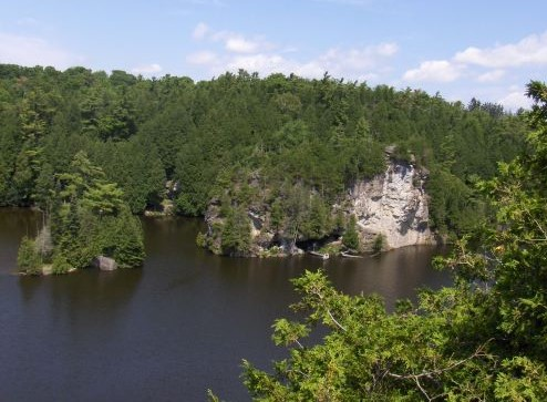 Rockwood Conservation Area in Mississauga