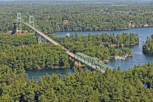 Thousand Islands National Park in Kingston