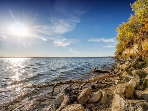 Jarvis Bay Provincial Park in Red Deer