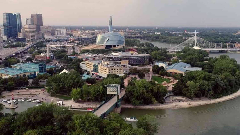 Rent an RV or Motorhome in Winnipeg