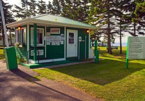 Linkletter Provincial Park in Summerside