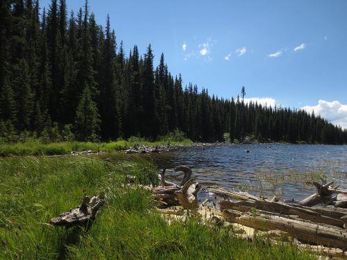 Okanagan Lake in Kelowna